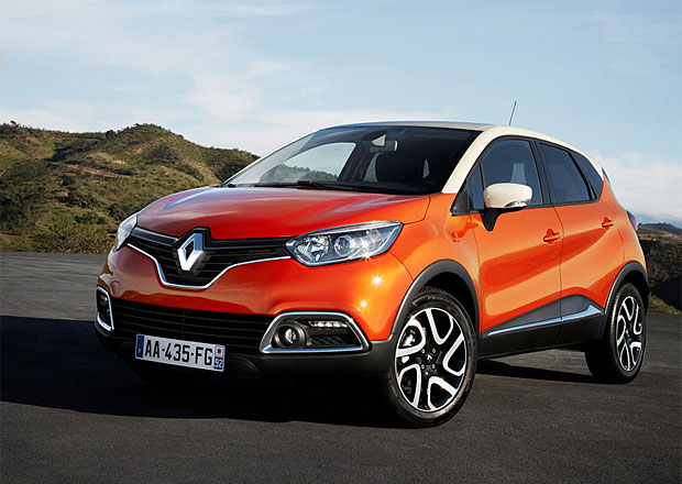 Renault Captur: 4x4 nebude, RS také ne