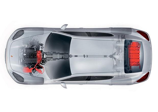 Porsche bude mít hybridy ve všech modelových řadách