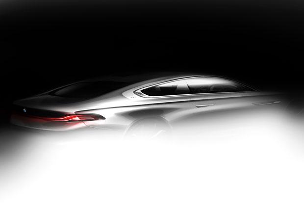 BMW Gran Lusso Coupé: První ukázka velkého kupé pro Villa d'Este