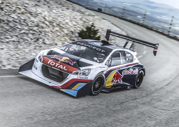 Peugeot chystá na počest triumfu verzi 208 GTi Pikes Peak