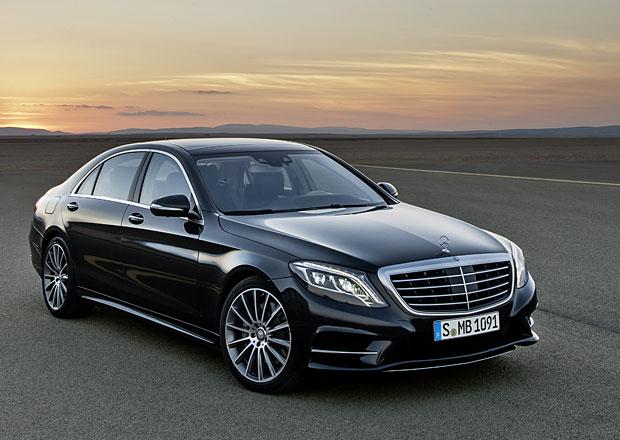 Mercedes-Benz třídy S: Oficiální fotografie a ceny na českém trhu (rozsáhlá galerie 126 fotek)