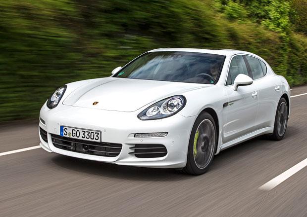 Porsche Panamera S E-Hybrid: První jízdní dojmy