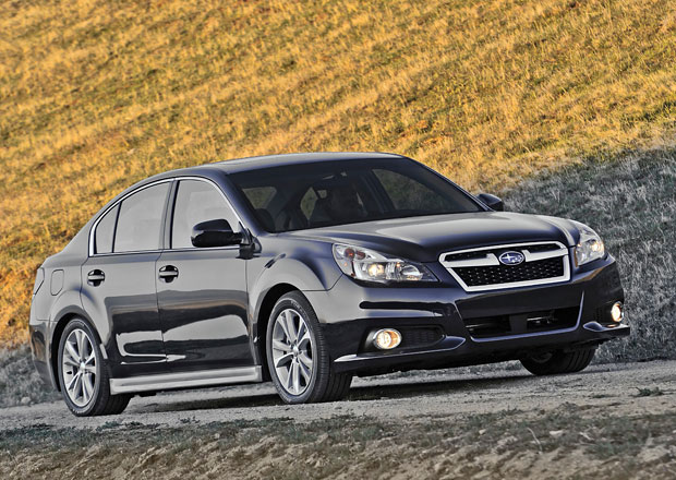 Subaru Legacy a Outback se m�e uvolnit ��zen�