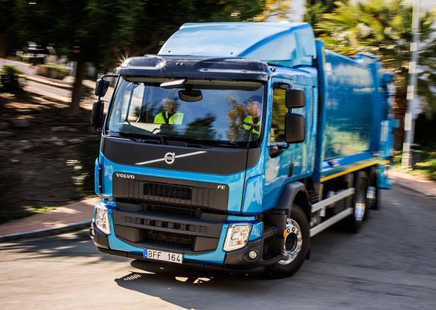 Volvo FE a FL v nov�m proveden�  (videa)