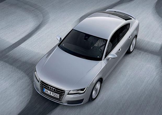 Audi musí do servisu, mají vadný software posilovače řízení
