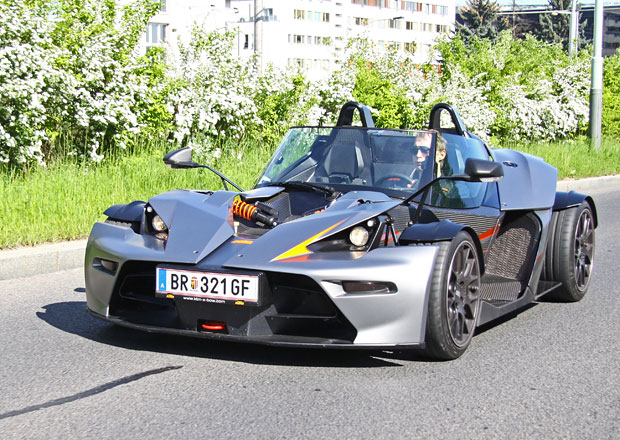 Za volantem: KTM X-Bow GT (+ video)