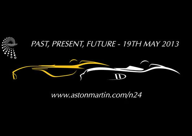 Aston Martin v neděli představí CC100, výroční retro-koncept