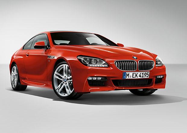 BMW 6 M Sport Edition: Nádech M6 pro běžné modely