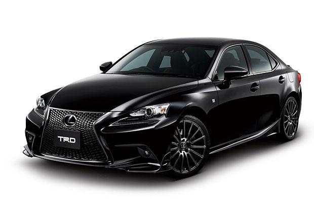 Lexus IS F Sport od TRD: Za čtvrt milionu navíc ještě ostřejší