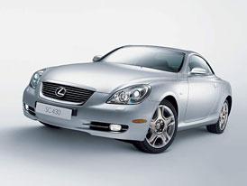 Evropské premiéry Lexusu: GS450h, SC430 a diesel!