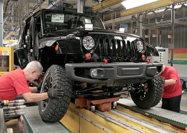 Jeep vyrobil miliontý Wrangler aktuální generace JK (+video)