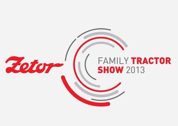 Zetor Family Tractor Show 2013 m��� na Slovensko a do �esk� republiky