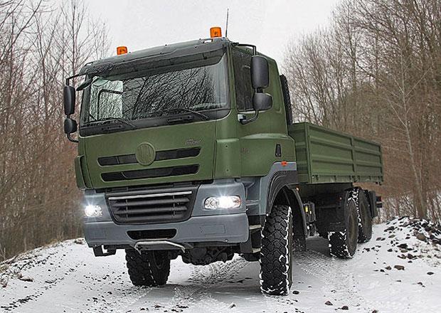 Tatra představí novinky na veletrzích v Brně a Polsku