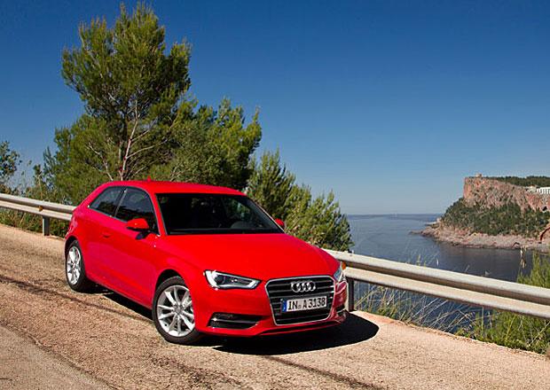 Evropský trh v dubnu 2013: Audi A3 se dostalo mezi 10 nejlepších