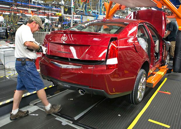 GM investuje 44,5 milionu dolarů do nového logistického centra
