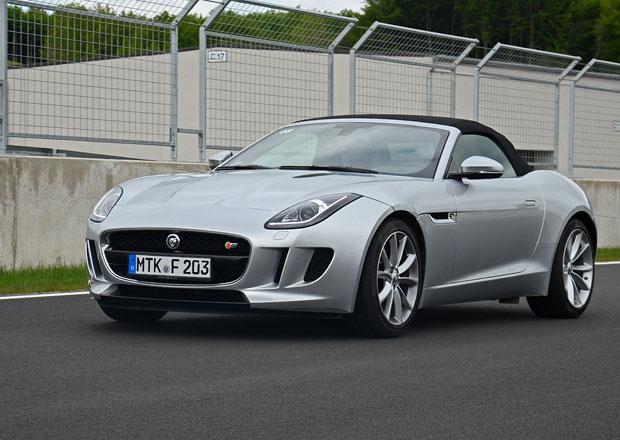Jaguar F-Type: První jízdní dojmy