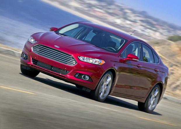 Ford: V roce 2020 budou v USA jezdit 2/3 nov�ch aut se �ty�v�lcov�mi motory
