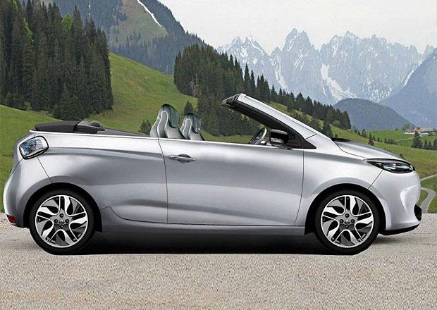 Renault se ptá fanoušků: Chcete Zoe kabriolet?