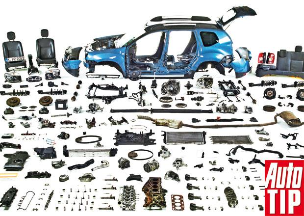 Dacia Duster v testu na 100.000 km tot�ln� propadla!