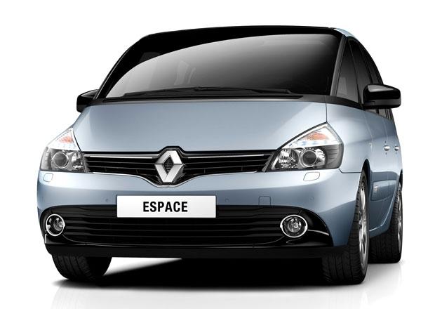 N�stupci Renault� Espace, Laguna a Sc�nic budou v p��t�m roce