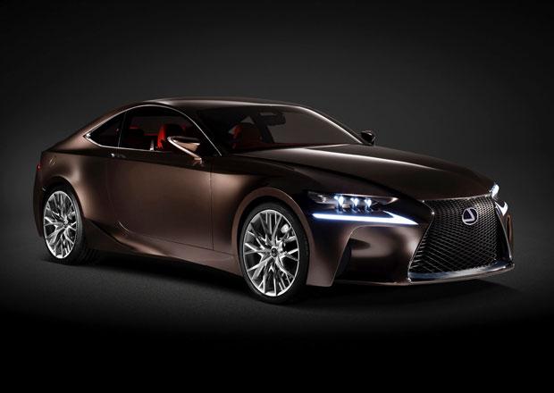 Lexus IS F dostane atmosférický osmiválec, diesel nebude