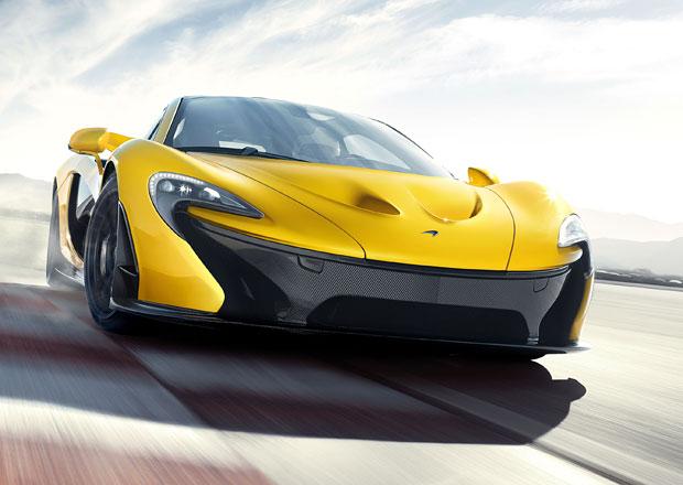 Stanovil McLaren P1 nový rekord na Nürburgringu?