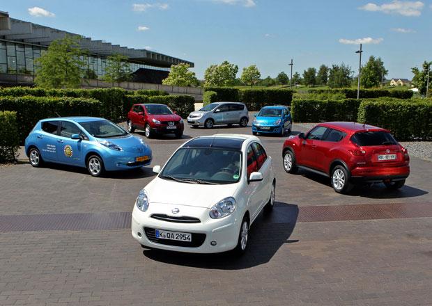 Pětiletou záruku zdarma nabídne i Nissan