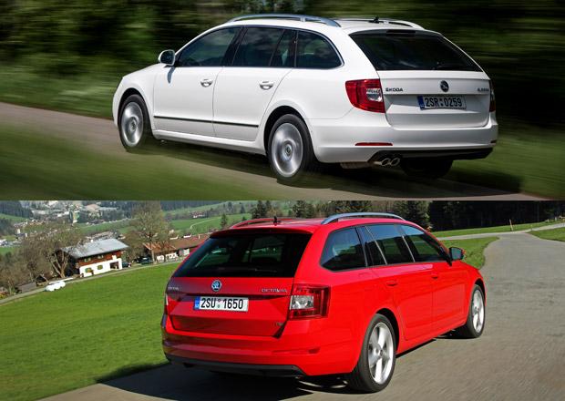 Škoda Octavia vs. Škoda Superb: Která je výhodnější?