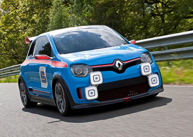 Renault Twin'Run: Ministřela má 320 koní a 950 kg (+video)