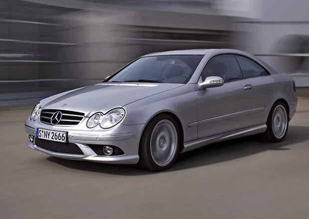 Mercedes se vrátí u kupé střední třídy k označení CLK