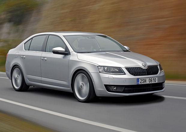 Každé deváté nově zaregistrované osobní auto na českém trhu je Škoda Octavia