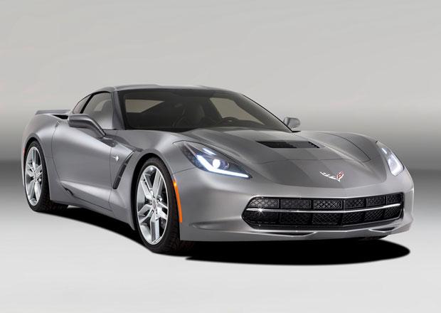 Chevrolet Corvette Stingray oficiálně: 461 koní a sedmistupňový manuál