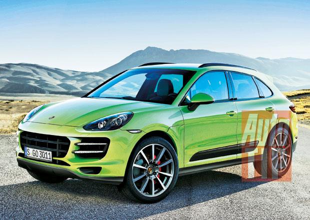 Porsche Macan: premiéra v Los Angeles, do prodeje na jaře