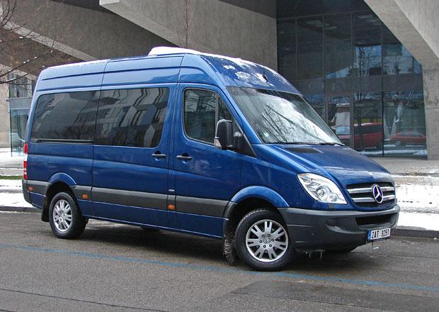 Test: Mercedes-Benz Sprinter 319 CDI 7G-Tronic - Okouzlení