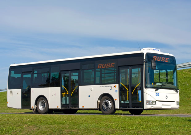 Městské autobusy: Autobusy z Česka