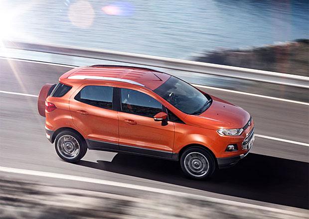 Ford EcoSport se bude prodávat v 62 zemích