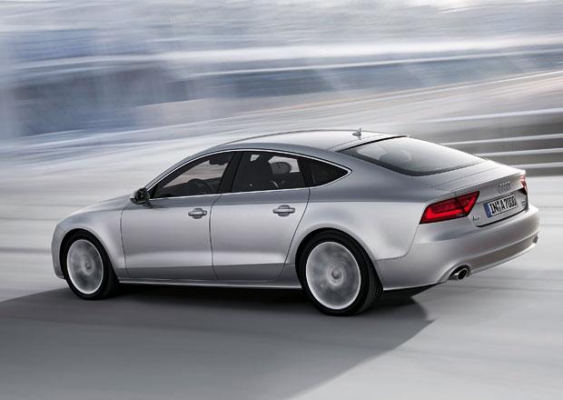 Audi vyvíjí model A7 poháněný palivovými články