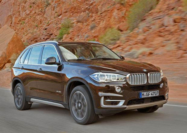 BMW X5 (F15): Nejlevněji za 1,3 milionu Kč (aktualizováno)