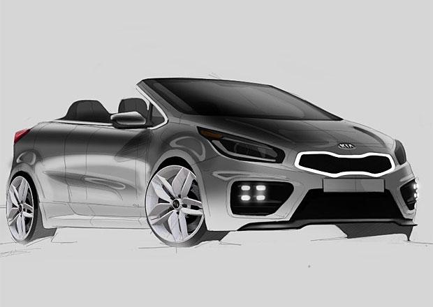 Kia Pro_Cee'd GT Cabrio: Fanouškovský návrh ostrého kabria ze Žiliny