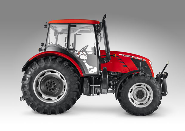 Zetor Gallery přiblíží historii i současnost výrobce traktorů v Brně