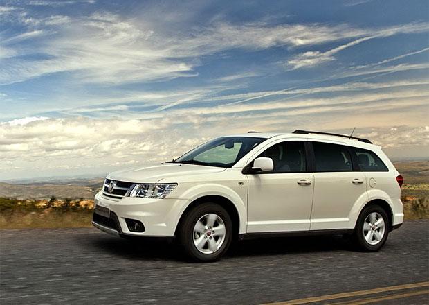 V�roba Dodge Journey se p�esune do USA, skon�� Fiat Freemont?