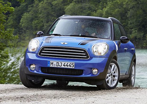 Mini rozšiřuje nabídku verzí s pohonem všech kol