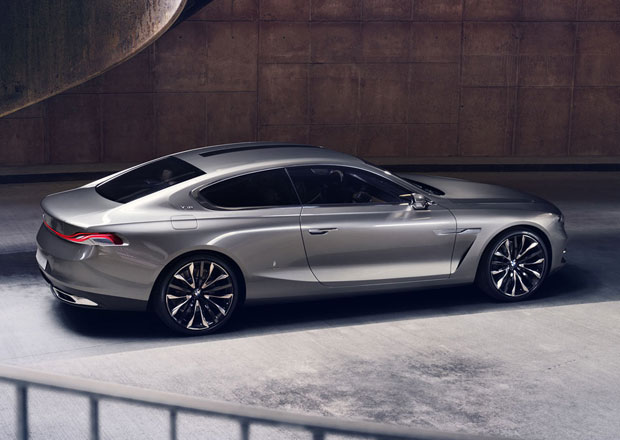 BMW �ady 8 se mo�n� vr�t� jako konkurence pro Mercedes-Benz CL