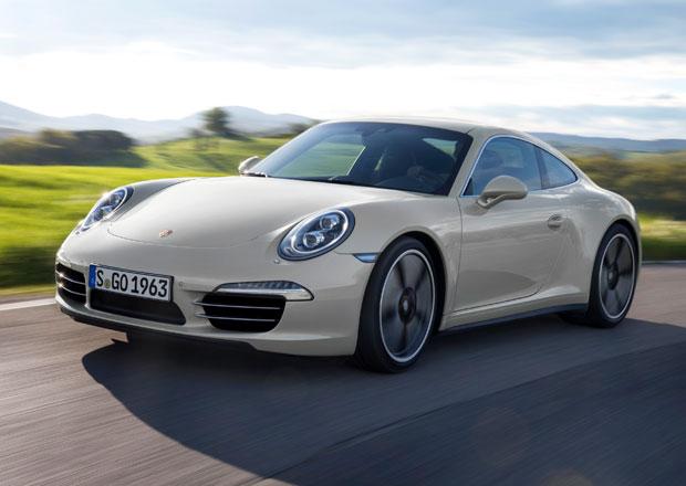 Porsche 911 50 Years Edition: Elfer slav� p�lstolet�
