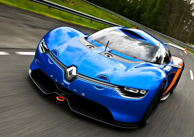 Alpine bude kopírovat filozofii značky Porsche - po 911 přijdou další