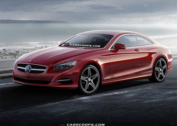 Budoucnost Mercedes-Benzu: Sázka na kupé