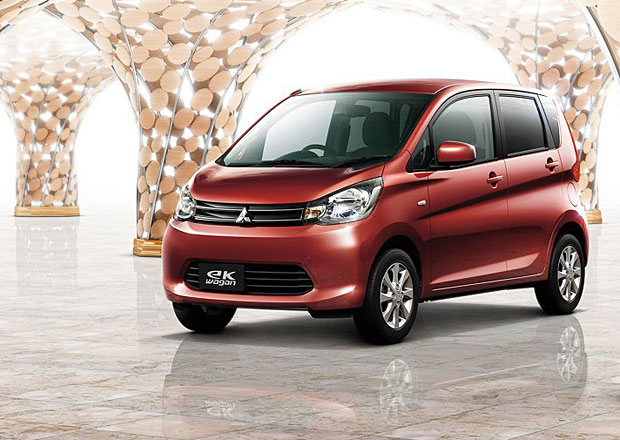 Mitsubishi eK: Diamantový kei car potřetí