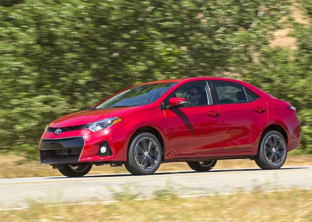Toyota Corolla 2014: Jedenáctka je větší, výkonnější a hezčí