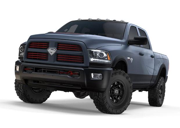 Ram Truck připravil pick-up pro Supermana (video)