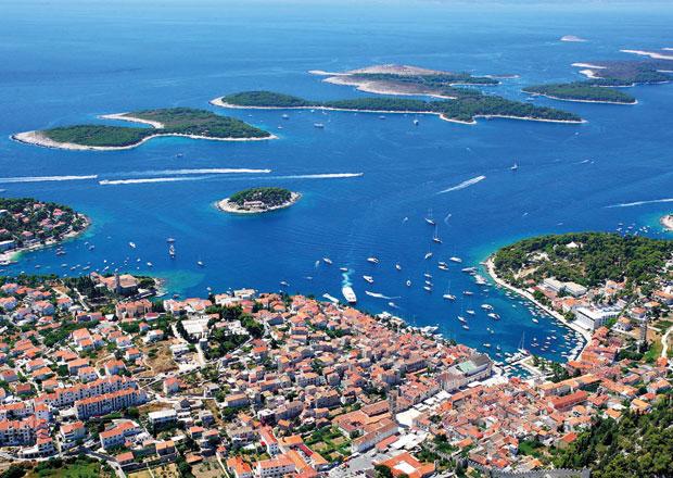 Autem do Chorvatska: Deset nejkrásnějších míst Chorvatska